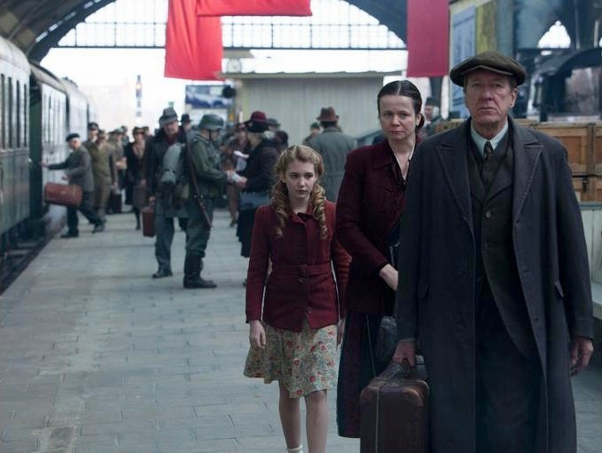"THE BOOK THIEF: 3 ½ STARS  ""it's a tearjerker that earns most of its"